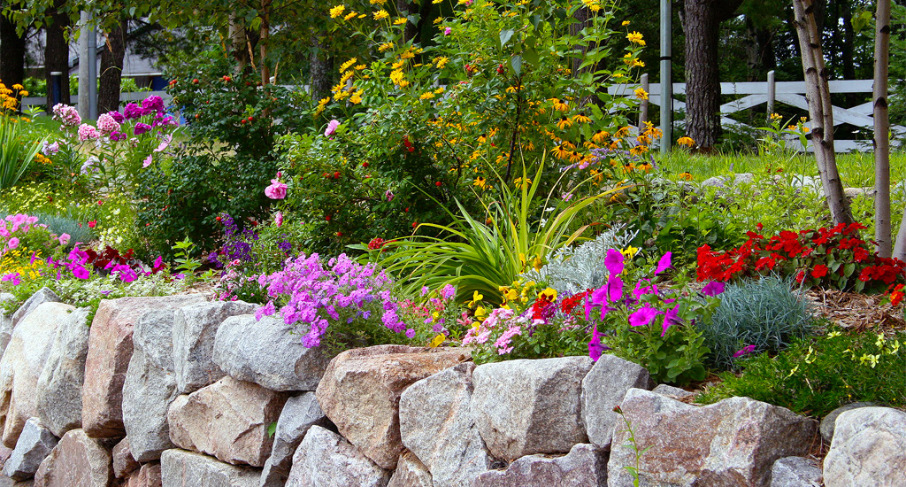 Landscape Services, Including Garden Installation