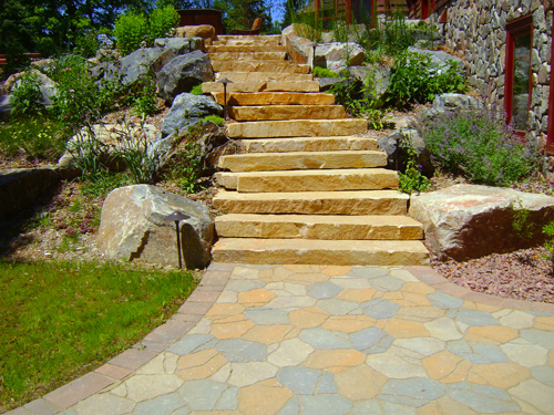 Custom Steps in Eagle River