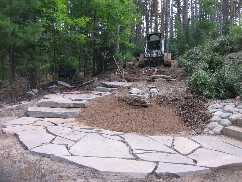 Choosing a professional custom landscaping for Custom landscaping