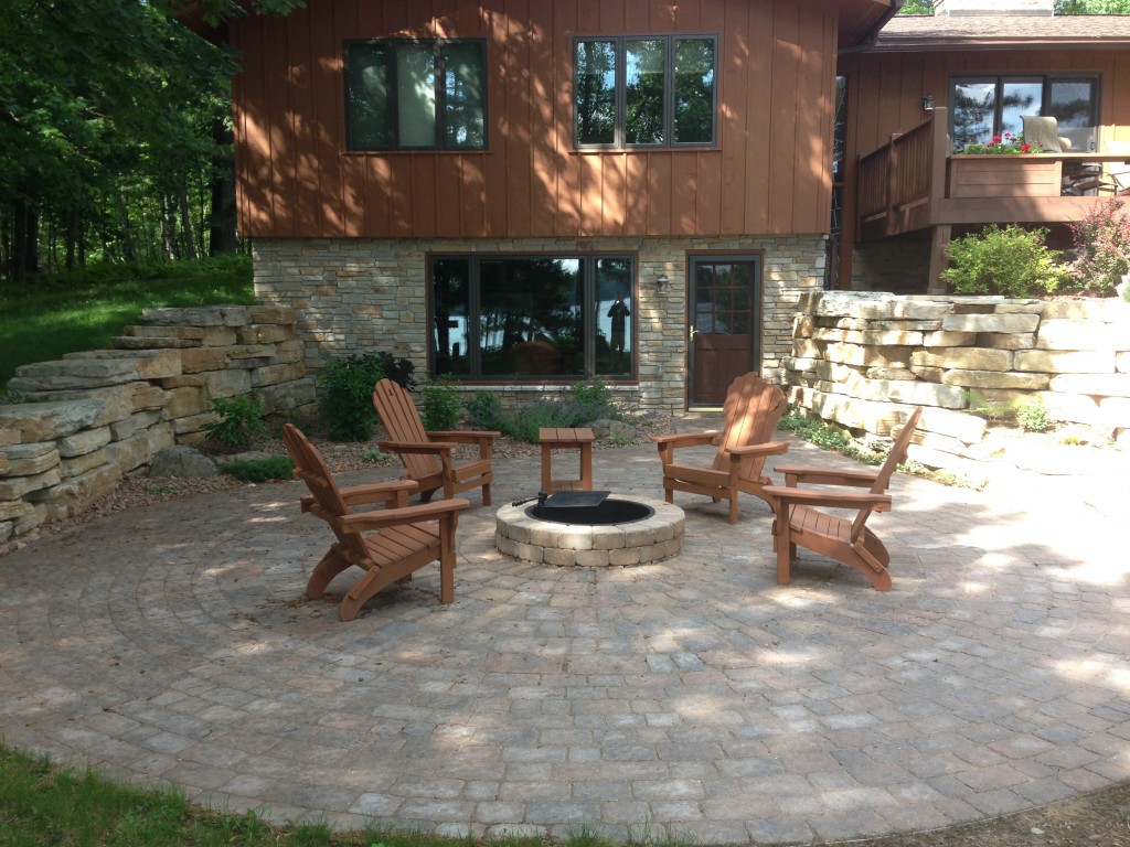 Paver Fire Ring