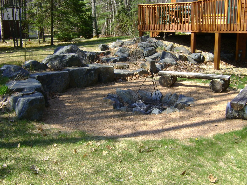 Fire Features Gallery Custom Landscaping