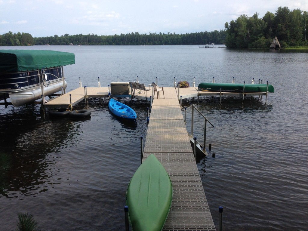Dock Sales, Installation and Removal